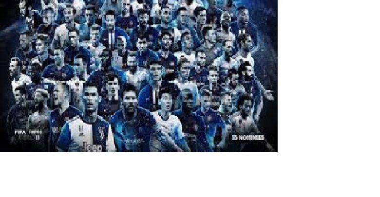 تشكيله العالم لكرة القدم 2019