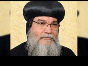 الأنبا مكاريوس الأسقف العام بالمنيا وأبوقرقاص