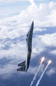 طائرة مقاتلة