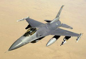 جنرال دايناميكس إف-16 فايتينغ فالكون