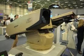 الاسلحة الليزرية