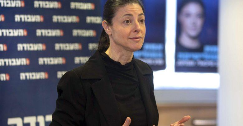 إيمانويل دوناند زعيمة حزب العمل الإسرائيلي