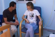 الرئيس السوري بشار الأسد وزوجته يصابان بفيروس كورونا