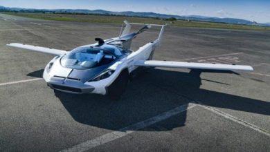 السيارات الطائرة الكهربائية