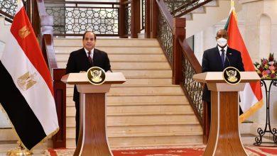 كلمة السيد الرئيس عبد الفتاح السيسي في المؤتمر الصحفي بالخرطوم