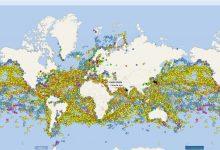 كيفية تتبع حركة السفن والملاحة والمواني حول العالم ومعلومات تفصيلية عنها
