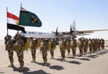 أنشطة مكثفة لفعاليات التدريب الجوى المشترك المصرى السودانى (نسور النيل - 2)