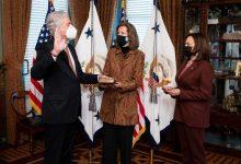 Bill Burns Sworn in as CIA Director