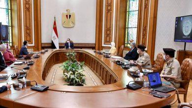 اجتمع السيد الرئيس عبد الفتاح السيسي اليوم مع الدكتور مصطفي مدبولي