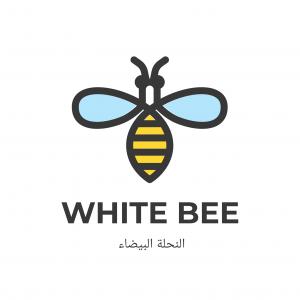 النحلة البيضاء