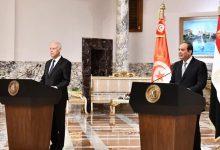 كلمة السيد الرئيس عبد الفتاح السيسي خلال المؤتمر الصحفي المشترك مع رئيس الجمهورية التونسية