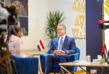 وزير السياحة والآثار يختتم زيارته لدولة الإمارات العربية المتحدة بعقد
