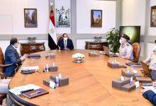السيد الرئيس يوجه بالتوسع التدريجي في إنشاء وتطوير الطرق والمحاور الرئيسية
