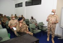 """أنشطة مكثفة للتدريب المصرى الباكستانى المشترك """" حماة السماء -1 """""""