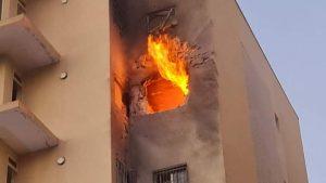 صواريخ تتساقط على رؤس الإسرائيليين