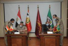 القوات المسلحة توقع بروتوكول تعاون مع كلية الطب بجامعة القاهرة ...
