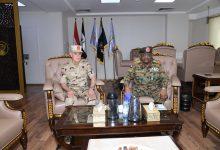 ختام التدريب المشترك المصرى السودانى ( حماة النيل )