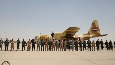 """إنطلاق فعاليات التدريب المشترك """" طويق ــ ٢ """" بالمملكة العربية السعودية"""