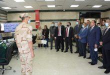 زيارة وفد من أعضاء مجلس النواب لشركة النصر للكيماويات الوسيطة