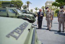 السيسي وقائد القوات المسلحة