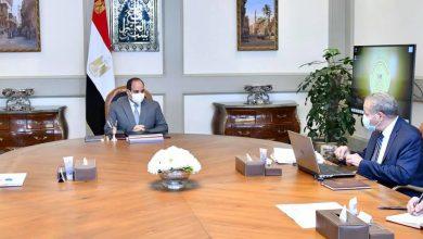 السيد الرئيس يتابع مخطط إنشاء ورفع كفاءة الصوامع والمخازن الاستراتيجية على مستوى الجمهورية، وكذلك جهود الدولة لتطوير منظومة المخابز