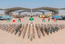 ختام فعاليات التدريب المشترك (طويق - ٢) بالمملكة العربية السعودية