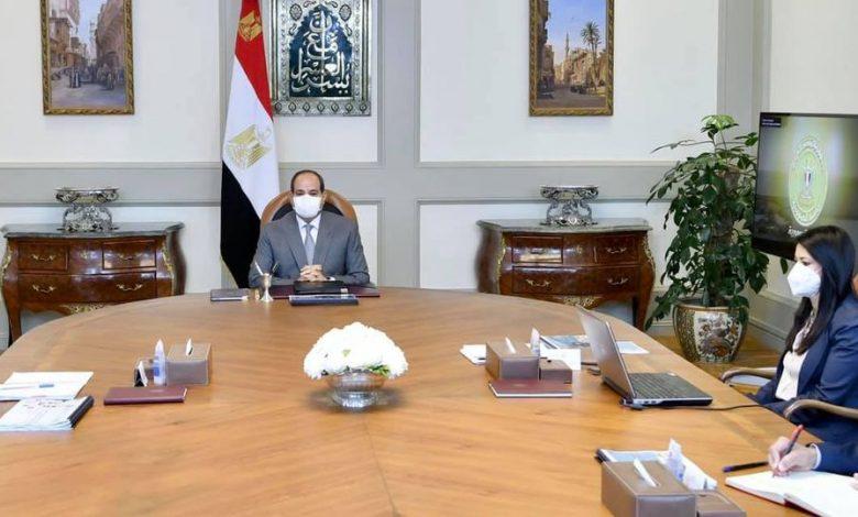 السيد الرئيس يتابع جهود وزارة التعاون الدولي في التعاون مع الشركاء الدوليين والمؤسسات التنموية الدولية.