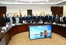 """""""القابضة للمياه والصرف"""" و""""البنك الأهلى المصرى"""" يوقعان اتفاقية تعاون لتمويل تركيب وإحلال عدادات المياه التقليدية بعدادات جديدة مُسبقة الدفع"""
