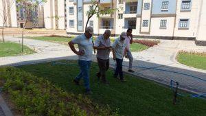 تم التخطيط لتنفيذ 47 مشروعاً خدمياً بمدينة حدائق العاصمة
