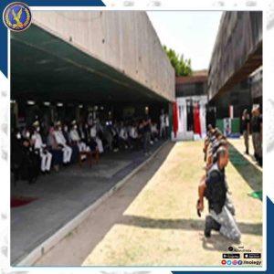 أكاديمية الشرطة تستقبل وفداً من الشباب أعضاء برلمان طلائع الشباب على مستوي الجمهورية