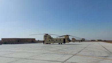 مصر ترسل طائرتى هليكوبتر شينوك للمساهمة فى السيطرة على الحرائق المندلعة باليونان