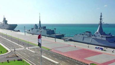 تعاون مصر والولايات المتحدة والبحرية