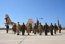 إنطلاق فعاليات التدريب المشترك المصرى القبرصى بطليموس ٢٠٢١