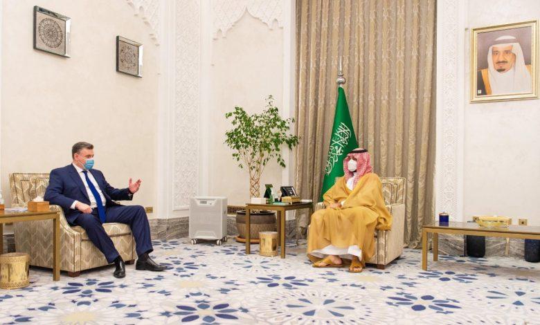 العلاقات السعودية مع روسيا جزء من رؤية 2030