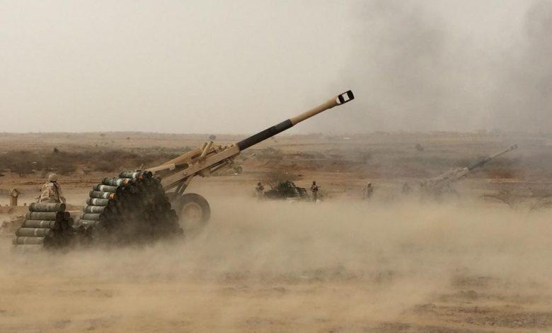 تخطط السعودية لتعزيز قدرات المدفعية الميدانية